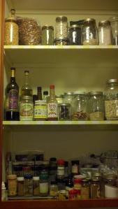 Sarah's pantry
