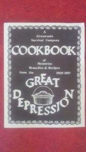The Great Depression Cookbook