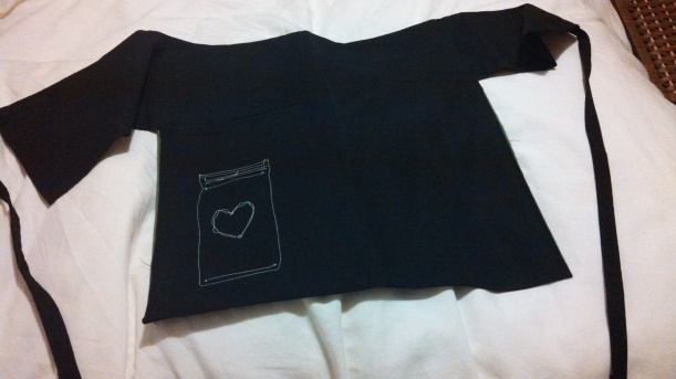 Pockets by Jen Barbato
