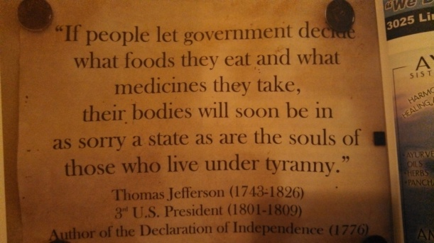 Thomas Jefferson quote