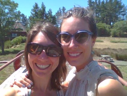 Sarah & Melinda xo
