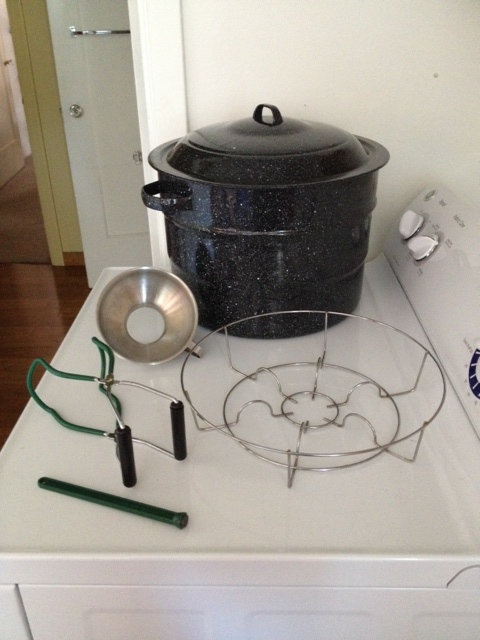 Equipment for Canning